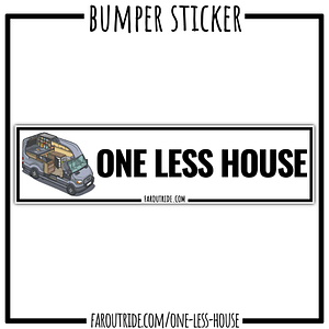 One-less-house-bumper-sticker-(store-product-heading-SQUARE)