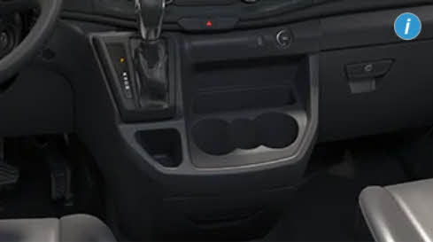 Ford Transit Large Center Console