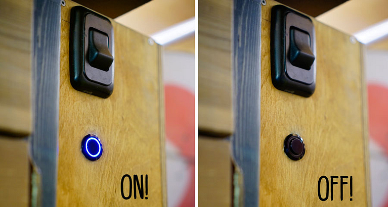 Push-Button-Switch-On-OFF