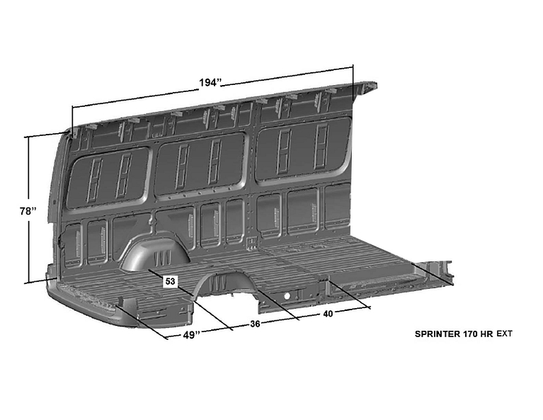 Mercedes-Sprinter-Van-Interior-Cargo-Dimensions-(170WB,-High-Roof-Extended)
