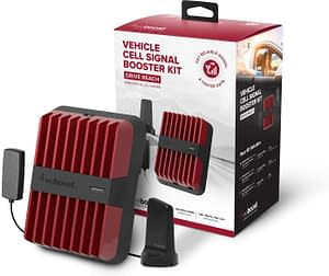 Weboost Drive Reach Cell Signal Booster RV Van Mobile