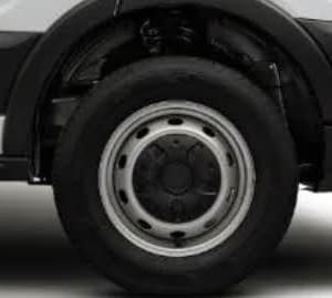 Ford Transit Front Wheel Well Liners Optional