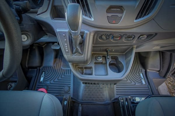 Husky Floor Mats Liners Ford Transit (2 of 4)